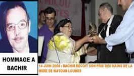 Emotion à Tizi-Ouzou : la mère de Matoub remet le prix Benchicou de la Plume libre à Bachir Rezzoug !