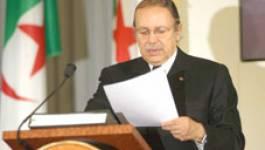 Bouteflika se contredit et fait l'éloge du bilan de ses deux mandats