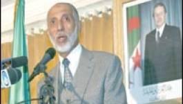 Belkhadem et le silence de Bouteflika