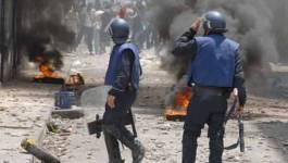 Les émeutes inquiètent le régime algérien