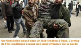Bombardements israéliens dans la bande de Gaza, au moins 155 morts