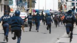 Algérie : Le gourdin contre les fonctionnaires !