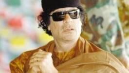 Kadhafi regrette la fermeture des frontières entre le Maroc et l'Algérie