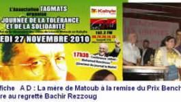 Soirée de collecte de fonds pour la restauration des stèles de Matoub Lounes : Benchicou invité à parler du chanteur