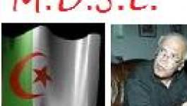Document : Le projet du nouveau parti laïc algérien (MDSL)