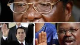 Ce que nous risquons : 41 ans de Bongo, 28 ans de Mugabe, 21 ans de Ben Ali…et ce n'est pas fini !