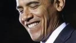 Bush, McCain et Sarkozy félicitent Barack Obama