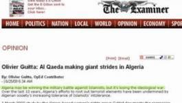The Washington Examiner : L'Algérie perd la guerre idéologique contre les islamistes