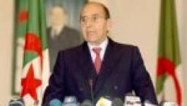 Yazid Zerhouni soupçonne le FFS de « complot »