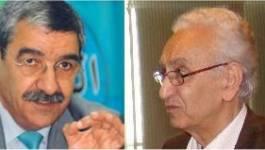 Said Sadi, Hocine Ait Ahmed et la faillite générale