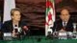 Algérie : Sécurité au menu du premier entretien entre Michèle Alliot-Marie et Yazid Zerhouni