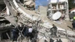 DOUBLE ATTENTAT  A  ALGER : au moins 52 morts, de nombreux blessés