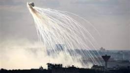 Israël utilise Gaza comme laboratoire pour de nouvelles armes chimiques