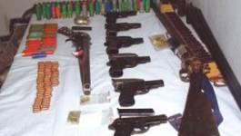 Comment se nourrit le terrorisme : 32 policiers arrêtés dans l'affaire de disparition de 35 armes