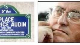 Affaire Audin : interview de Benchicou à l'Humanité