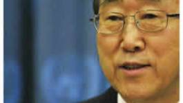 La gifle de Ban Ki-moon