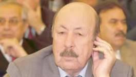 Larbi Belkheir quitte le pouvoir