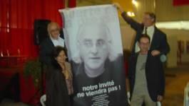 Benchicou rencontre la presse internationale au 26è Salon de Saint-Just