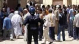 Pr Issâad : « La violence est devenue la seule langue que comprennent les autorités »