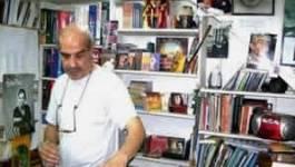 """Boussad Ouadi : """"Pourquoi je refuse de quitter la librairie des Beaux arts d'Alger"""""""