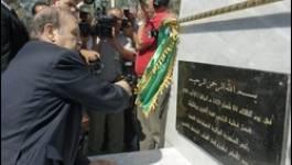 Il a inauguré ce matin à tout va : Le président Bouteflika commence la campagne 2009 à Alger et Blida