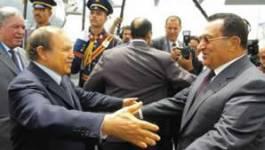 Algérie-Egypte : Pourquoi Bouteflika ne réagira pas