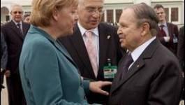Merkel est repartie d'Alger avec l'intention d'y revenir en force
