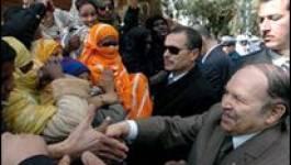 Bouteflika candidat au Nobel de la Paix 2008