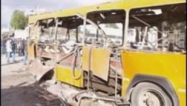 Nouveau bilan du double attentat : 72 morts, essentiellement des passagers d'un bus d'étudiants