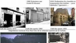 CASBAH : Appel désespéré d'un architecte algérien