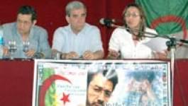 Algérie : Grande foule au Colloque sur l'impunité à Tizi-Ouzou
