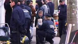 Traitement de choc à l'européenne : Récit d'une agression policière sur  témoin d'expulsion musclée