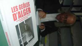 A nos lecteurs d'Europe : Le livre « Les geôles d'Alger » chez votre libraire depuis jeudi