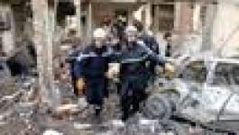 Les équipes de secours en action : six personnes dégagées vivantes des décombres