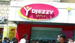 le siège de Djezzy à Alger saccagé et incendié par des manifestants