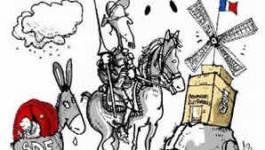 La presse, cinq siècles après Cervantès, dix ans après la lettre d'un «ami»