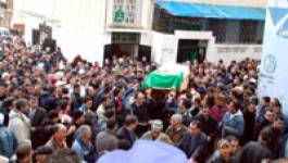 Inhumé hier au cimetière d'El Kattar ? Redouane Osmane dérange même mort?