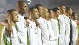 Les tirailleurs français de l'équipe d'Algérie