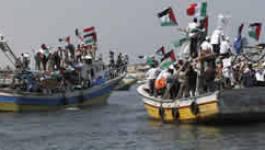 Abordage de la flottille en route vers Gaza : Israel horrifie le monde