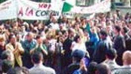 Grève nationale de la Fonction publique : L'Organisation démocratique du travail/Maroc  solidaire de la lutte des fonctionnaires algériens
