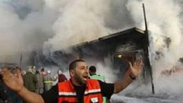 Génocide  à Gaza, silence complice d'Obama et des régimes arabes