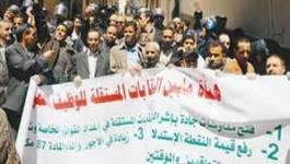 Le secteur de l'éducation paralysé en Algérie
