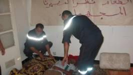 Algérie : 55 enseignants en grève de la faim risquent de mourir d'un moment à l'autre