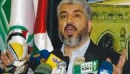 Hamas juge la paix « impossible avec Israël »