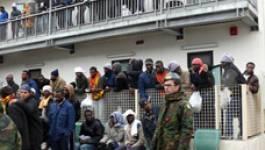 700 immigrés clandestins évadés du centre de rétention Italien « Lampedusa »
