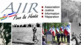 """La France doit """"réparation"""" aux harkis, dit Sarkozy"""