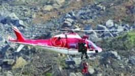 Des hélicoptères pour lutter contre les harragas