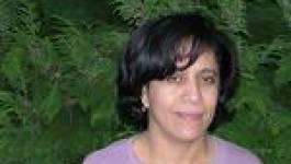 Chérifa Keddar nous écrit