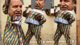 """Bouteflika se pavane à Batna : """"...Tellement je suis beau, tellement je suis fort"""""""