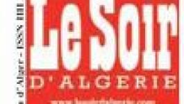 """La conférence de presse de Benchicou rapportée par Le Soir : """"C'est un acte de censure médiéval"""""""
